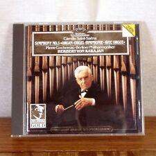 Karajan Gold Saint-Saens / Cochereau digital image bit CD DG Deutsche Grammophon