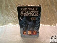 The Night They Saved Christmas (VHS) Cabin Fever Video; Good