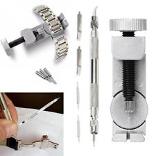 Metal Watch Band & Bracelet Link Remover Repair Tool + Spring Bar & Extra Pins