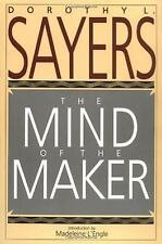 THE MIND OF THE MAKER DL. Sayers BRAND NEW BOOK Best Price on EBAY!