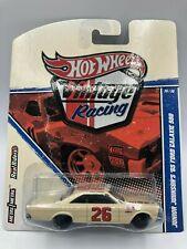 Hot Wheels Vintage Racing Junior Johnson's 65 Ford Galaxie 500