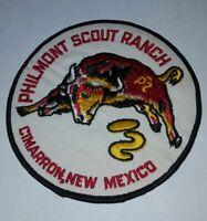 BSA Boy Scout Philmont Scout Ranch Back Patch