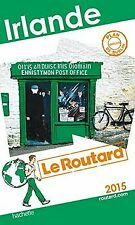 Guide du Routard Irlande 2015 de Collectif | Livre | état bon