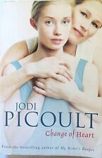 Change of Heart by Jodi Picoult - large Paperback Book -