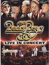 Beach Boys: Live in Concert - 50th Anniversary [2 Discs (2012, REGION 0 DVD New)