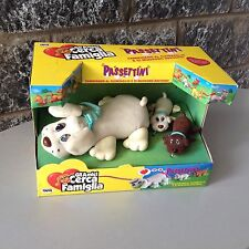 Vintage#1996 Ultra Rare Pound Puppies Electronic Dog Amici Cerca Famiglia GALOOB
