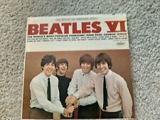 The Beatles VI Vinyl LP Record Album St-2358