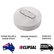 Clipsal 240V Photoelectric Smoke Alarm With Battery Back Up (755PSMA4)
