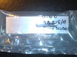 BLOCK,SLIDER Part Number 0040-94215/A  for an AMAT XR80 Ion Implanter