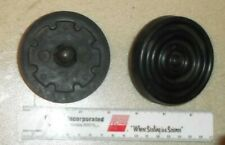(2) Doan Manufacturing PEDAL PADS #3005 30's 40's Ford car & truck Lincoln