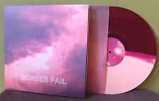 """Senses Fail """"Pull The Thorns From Your Heart"""" LP OOP Taking Back Sunday"""