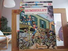 TUNIQUES BLEUES T15 1983 TBE RUMBERLEY BROCHE LAMBIL CAUVIN