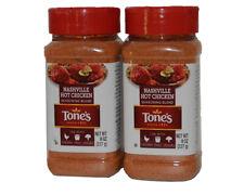 Tone's Nashville Hot Chicken Seasoning Blend 2 Pack