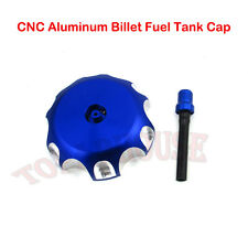 CNC Billet Gas Fuel Tank Cap Cover For Yamaha YZ125 YZ250 YZ85 YZ450F 2002-2015