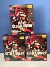 Bandai Super Minipla Getter Robot Vol.1 set of 3 Brand New!!