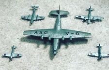 Dinky Toys Fighters & Bombers