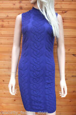 Karen Millen Viscose Polo Neck/Roll Neck Dresses for Women