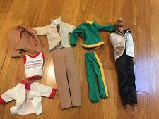 Ken Barbie doll 1968 VTG tux, track suit, casual suit made in Hong Kong