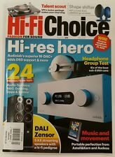 Hi Fi Choice Hi-res Hero Products on Test Dali Zensor May 2016 FREE SHIPPING JB