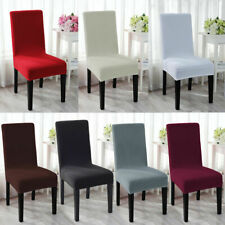Spandex Stretch Wedding Banquet Decor Dining Room Seat Cover# Chair Cover Party