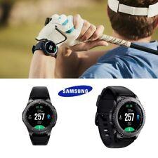 Samsung Galaxy Gear S3 Golf Edition Frontier Smart Watch Black Bluetooth