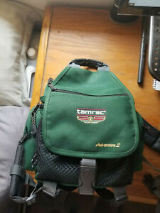 Tamrac Adventure 2 Camera Backpack Bag w/ Adjustable Partitions 7 Zipper Pouches