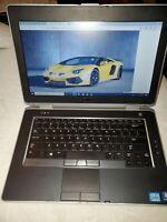 Dell Latitude E6430 Laptop i5-3230M 2.6Ghz 4GB RAM 320GB HDD Win 10 Pro Wi-Fi