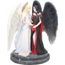 Dark And Light Angels Figurine By James Ryman - Nemesis Now | Gothic / Angels