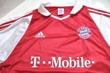 Adidas FC Bayern Munchen t-Mobile soccer jersey Mens XL