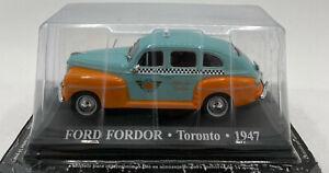 EBOND Modellino Ford Fordor Toronto 1947 - Die Cast - 1:43 - 0160