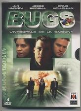 NEUF DVD BUGS INTEGRALE SAISON 1 SERIE TV coffret 4 dvd ESPIONNAGE ACTION