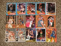 15 Card Fleer Ultra Insert Playmakers All Rookie Sensations Team 1992 1993 Lot