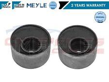 FOR BMW E36 M3 EVO 3.0 3.2 2 FRONT WISHBONE CONTROL ARM REAR BUSHES MEYLE