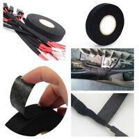 15M 19MM Titanium Heat Wrap Exhaust Manifold Black Insulating Tape great