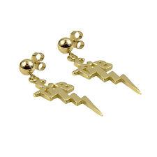 Elvis Presley -  Ladies TCB Earrings - 9k Gold