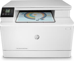 Stampante Multifunzione a Colori Laser 16 ppm A4 hp M182n Color LaserJet Pro