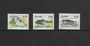 Aland Islands - 1997 Marine Set - MNH