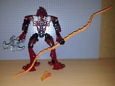 LEGO BIONICLE 8917 - KALMAH - GREAT CONDITION, INC SQUID