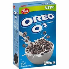 Post Oreo O's Cereal 19 oz LIMITED EDITION