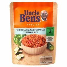Uncle Ben's Special Wholegrain & Mediterranean Vegetable Rice (250g)