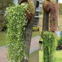 Artificial Fake Flower Vine Hang Garland Plant Home Garden Wedding Decor
