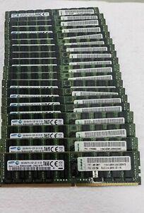 SAMSUNG 32GB(1X32GB) 4RX4 PC4-2133P SERVER MEMORY LENOVO 46W0802 47J0254