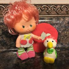 Vintage Strawberry Shortcake Dolls ~  CHERRY CUDDLER & GOOSEBERRY ~ SSC Sweet ~