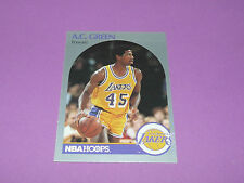 156 A.C. GREEN JR. LOS ANGELES LAKERS 1990 NBA HOOPS BASKETBALL CARD