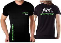 T-shirt  for bike KAWASAKI H2R Tshirt H2 R motorcycle moto