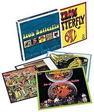 IRON BUTTERFLY Original Album Series 5 CD Set NEW