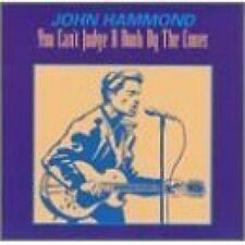 John Hammond You can't judge a book by the cover  [CD]