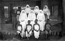 Photo. ca 1902. Congo Free State. Mission of St. Gabriel of the Falls