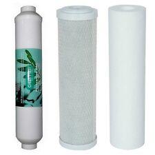 Filtre cartouche osmoseur domestique 4 étapes -offre n ° 1-