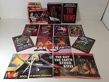 MOVIE POSTERS 2007 SCI-FI & HORROR Breygent Card Set w/ ALL CHASE, PROMOS & CT1